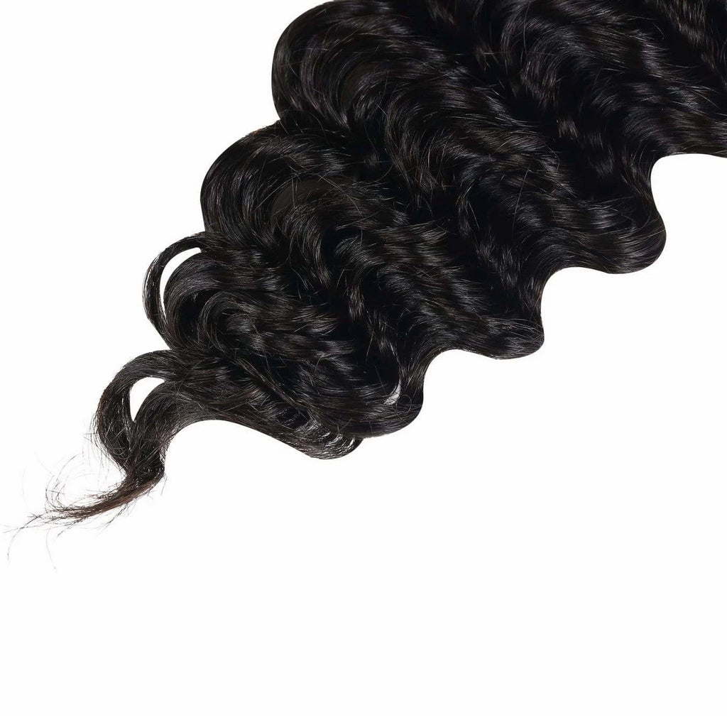 9A Grade Peruvian Virgin Hair - Deep wave