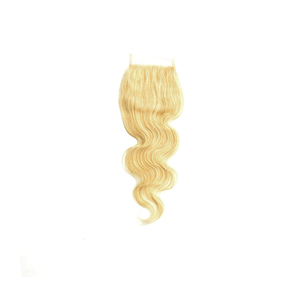 8A Virgin Hair Closure Body Wave - #613