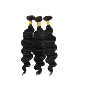 8A Virgin Hair Loose Wave - 3 Bundles