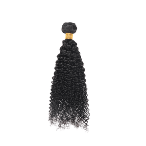 8A Virgin Hair  - Kinky Curly