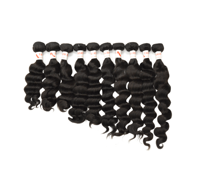 8A Grade Brazilian Wholesale Package Loose Wave 20-Bundles Deal