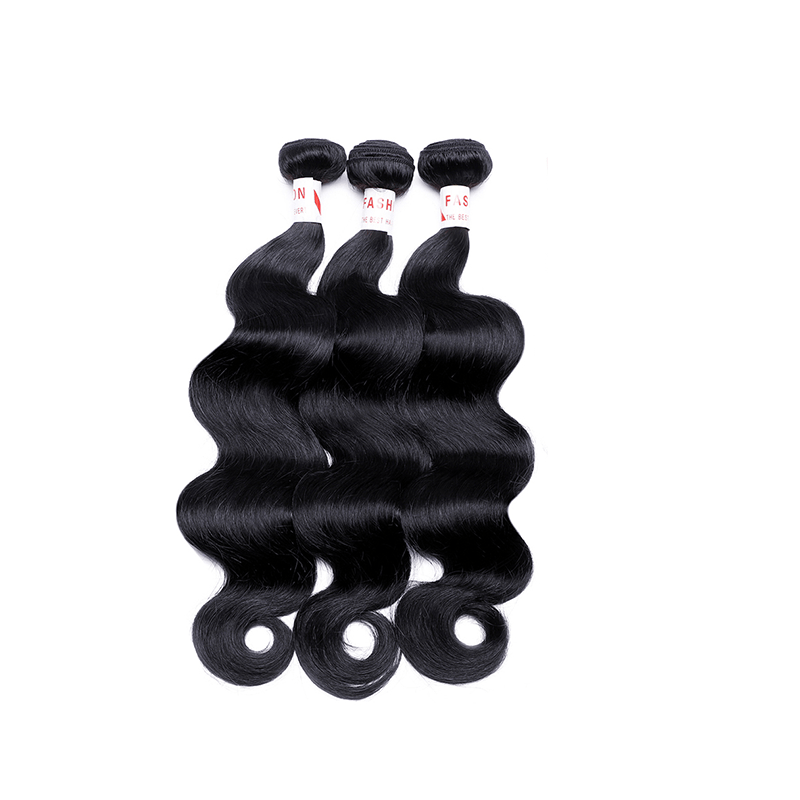 8A Grade Human Hair Body Wave 3 Bundles