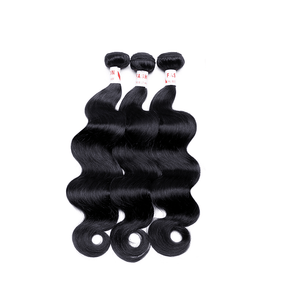 7A Human Hair Body Wave 3 Bundles