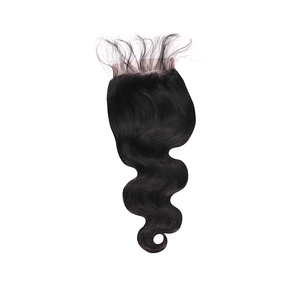 Pre-plucked Lace Closure 4'' x 4'' - Body Wave