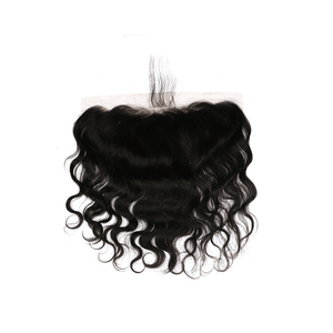 Pre-plucked Lace Frontal 13'' x 4'' - Body Wave