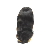 Natural Color Lace Frontal Wig 13'' X 4'' - Body Wave