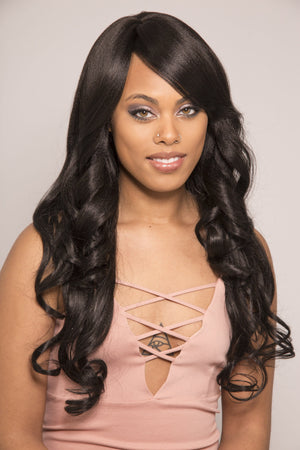 synthetic wig - Ashanti