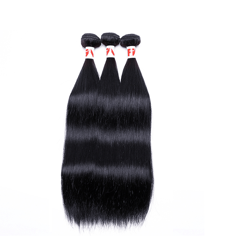9A Grade Peruvian Virgin Hair Straight - 3 Bundles
