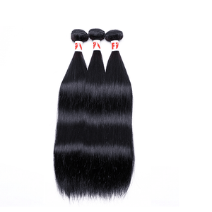 8A Virgin Hair Straight - 3 Bundles