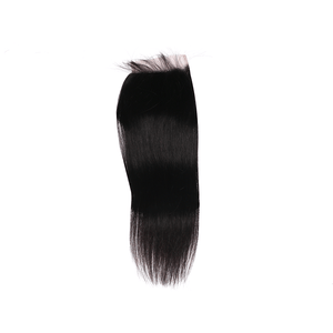 Pre-plucked Lace Closure 4'' x 4'' - Straight