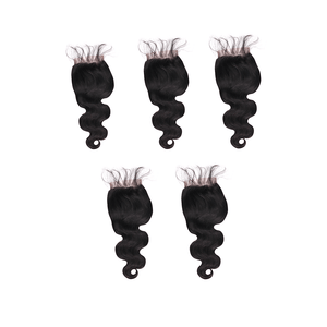 Wholesale Package 5-Piece Long Length Closure