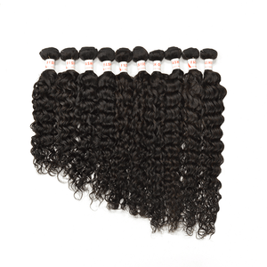9A Grade Brazilian Wholesale Package 10-Bundle Deals Long Water Wave
