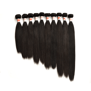 8A Grade Brazilian Wholesale Package 10-Bundles Deals Straight