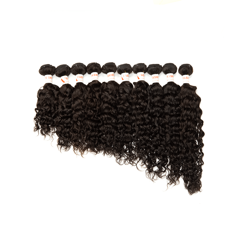 9A Grade Peruvian Wholesale Package 10-Bundles Deals Water Wave