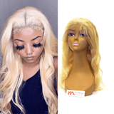 613 Lace Frontal Wig - Body Wave - Fa fashion