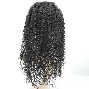Full Lace Wig - Tight Curl/Kinky Curly - Fa fashion