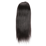 Full Lace Human Wig Straight - Pre-plucked