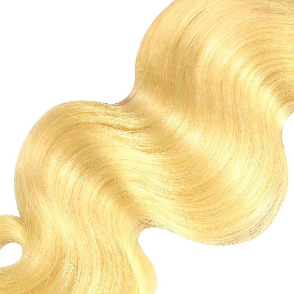 12A Shun Fa Virgin Hair - Russian Blonde Hair Body Wave