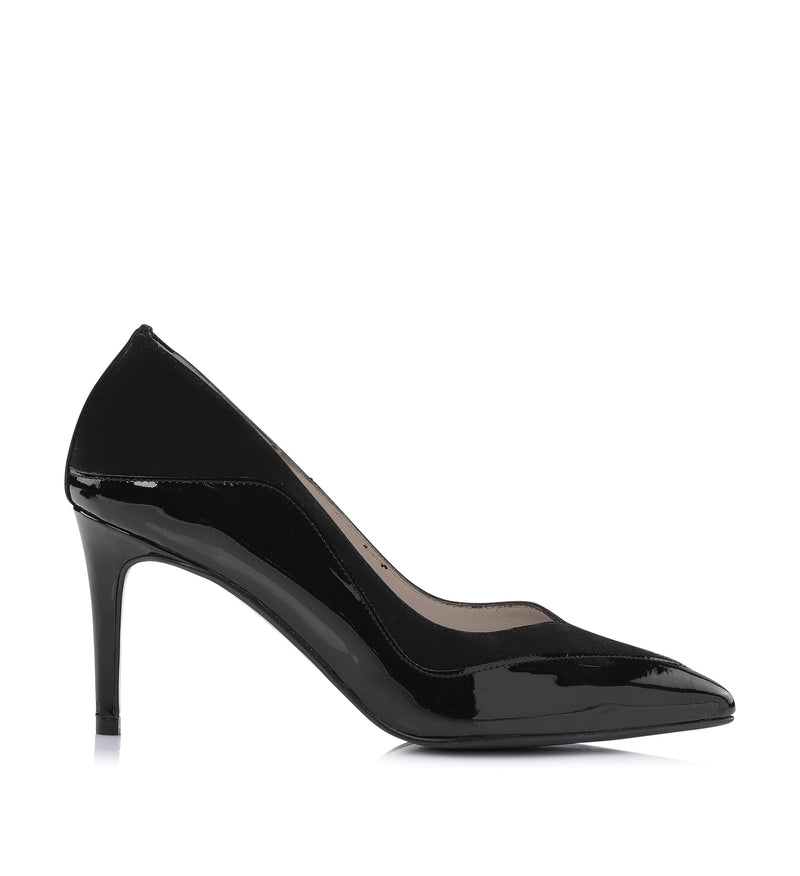 Gardenia Copenhagen Lady Pump Black