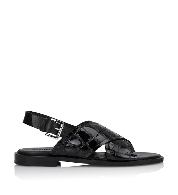 Shoe Biz Nelly Sandal Black