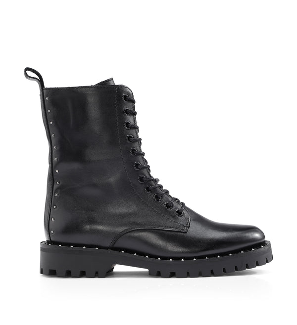 Shoe Biz Pisa Short Boot Black