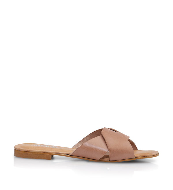 Shoe Biz Sage Slipper Nude