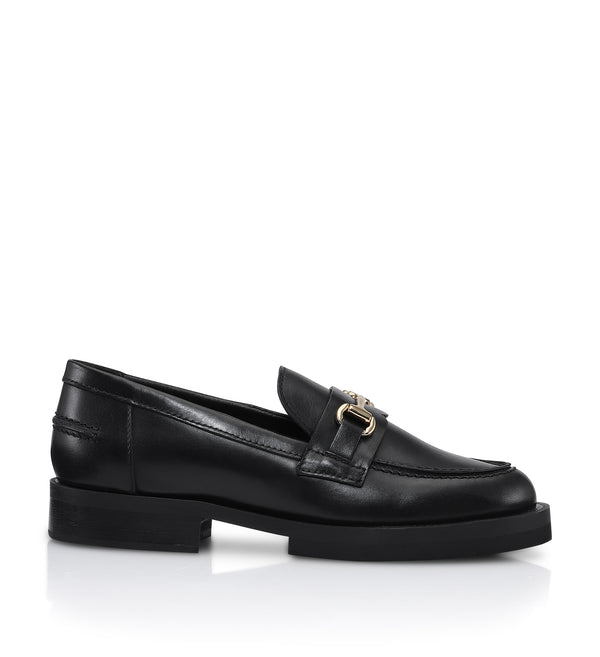 Shoe Biz Scandi Loafer Black