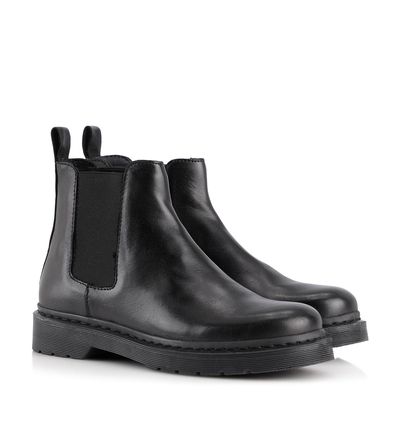 Shoe Biz Slovakia Short Boot Black