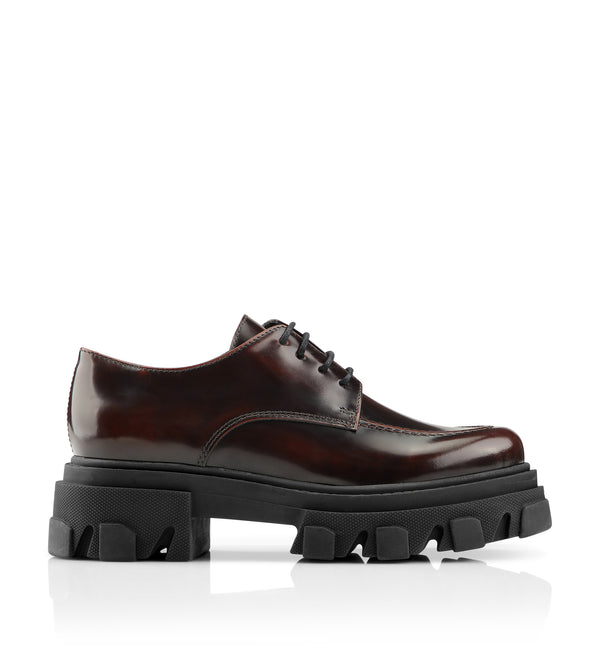 Shoe Biz Ully Shoe Burgundy