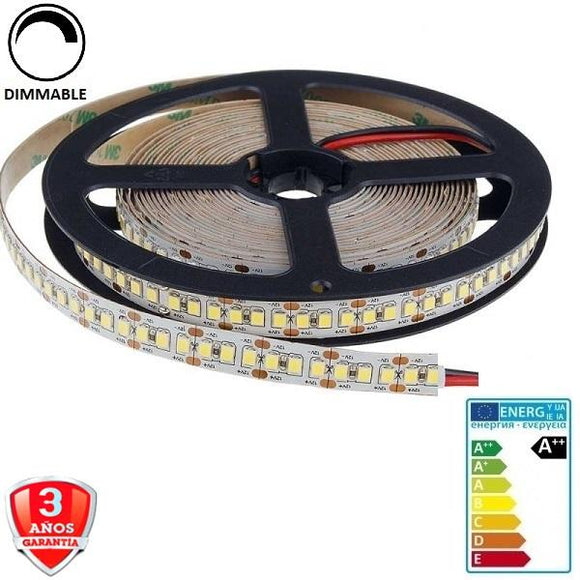 35x28-24V-12mm-196smd/m-20W-IP33-5m. - Iluminacion Led  Mall