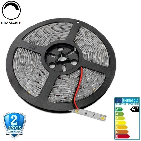 50x50-30smd/m-7,2W-IP65-5m. - Iluminacion Led  Mall