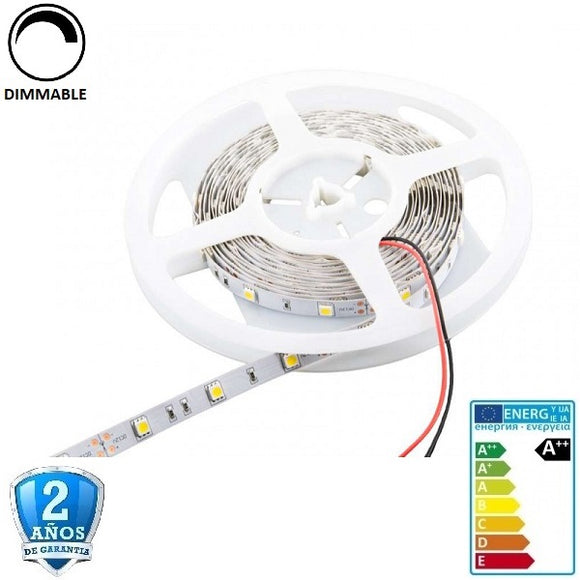 50x50-60smd/m-14,4W-IP65-5m. - Iluminacion Led  Mall