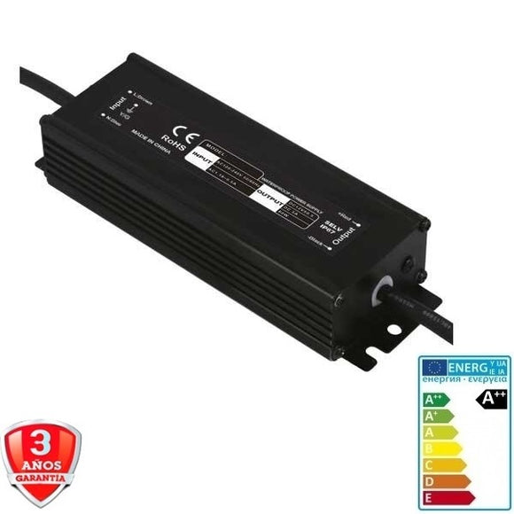 12V-60W-5A-IP67 - Iluminacion Led  Mall