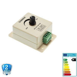 Dimmer Monocolor 96W/192W -8A-12V/24V ( superficie )