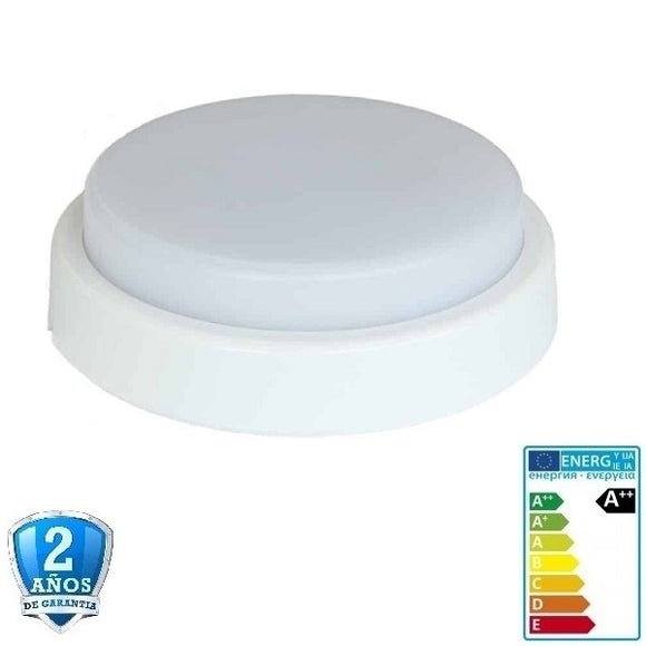 Plafon de Superficie 24W 1900lm 120º IP65