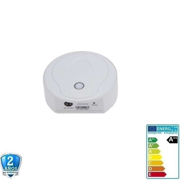 Led Modul WIFI-5V-24V,2.4GHz-max 16 Zonas-iOS o Android