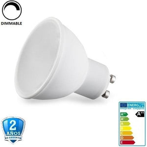 7W SMD 560lm Apertura 110º Dimmable (Regulable)