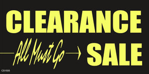 Banner-Clearance Sale All Must Go