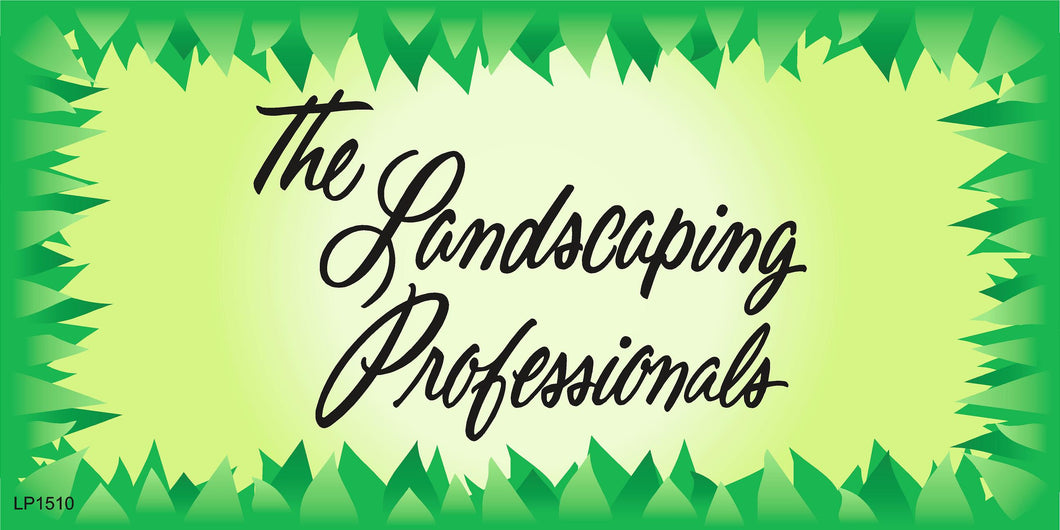 Banner-Landscaping Professionals