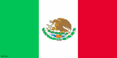 Banner-Mexican Flag
