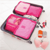 Luggage Packing Organizer Set.