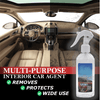 Multi-Purpose Car Interior Cleaner