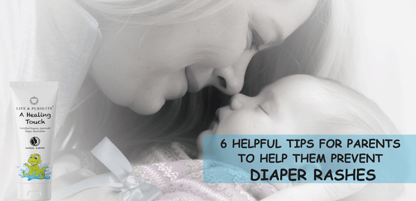 Prevent Diaper Rashes