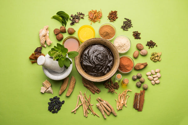 10 ESSENTIAL AYURVEDIC HERBS FOR ENSURING WINTER WELLNESS