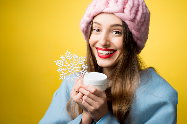 HOW TO COMBAT WINTER DRYNESS NATURALLY
