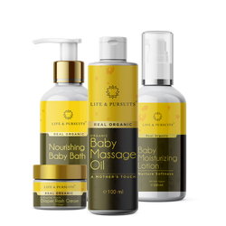 Complete Organic Baby Care Collection