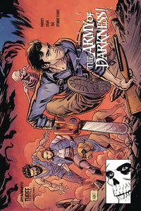 Death To The Army Of Darkness #3 Cover D