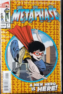 Metaphase #1 - Amazing Spider-Man #300 Homage