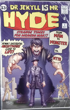 Load image into Gallery viewer, Jekyll and Hyde #1 Kyle Petchock Cover LTD 500 - Incredible Hulk #1 Homage