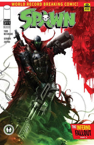 Spawn #311 Two (2) Cover Bundle